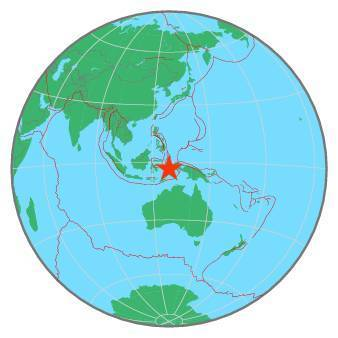 Earthquake - Magnitude 6.4 - SERAM, INDONESIA - 2019 September 25, 23:46:47 UTC